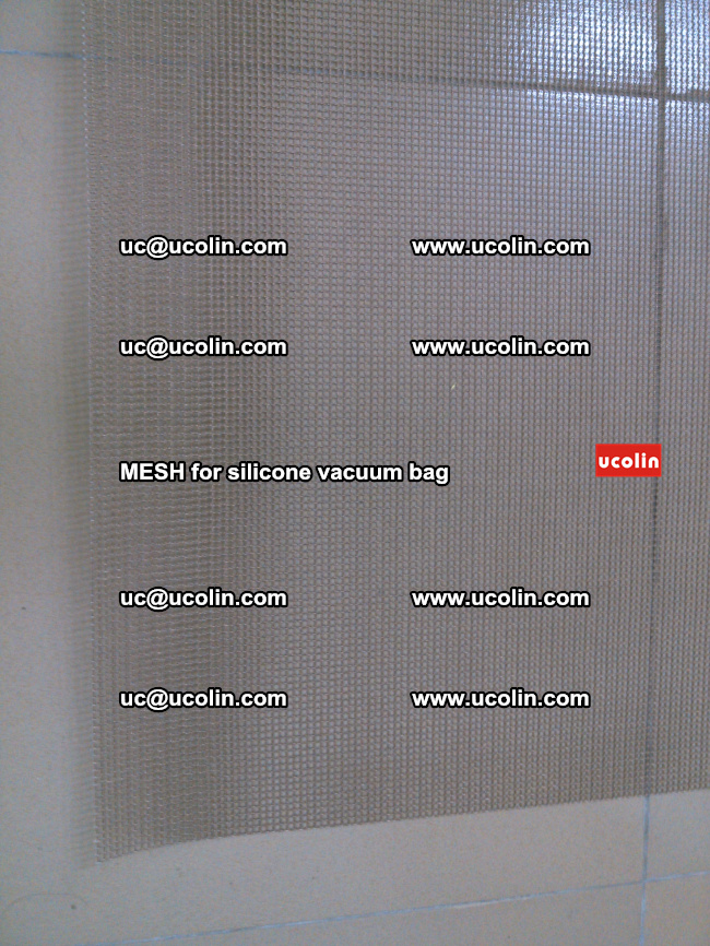 MESH for silicone vacuum bag in laminated safety glazing (20)