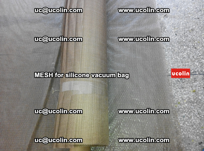 MESH for silicone vacuum bag in laminated safety glazing (26)