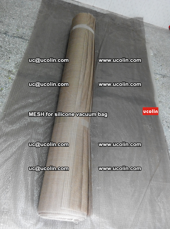 MESH for silicone vacuum bag in laminated safety glazing (29)