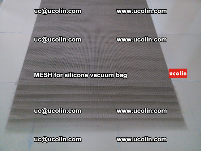 MESH for silicone vacuum bag in laminated safety glazing (3)