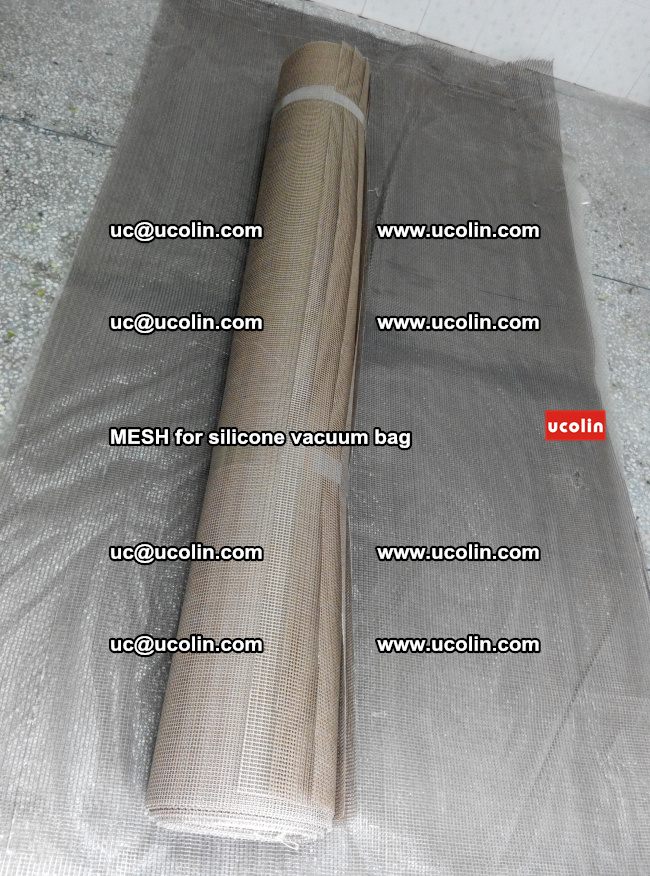 MESH for silicone vacuum bag in laminated safety glazing (30)