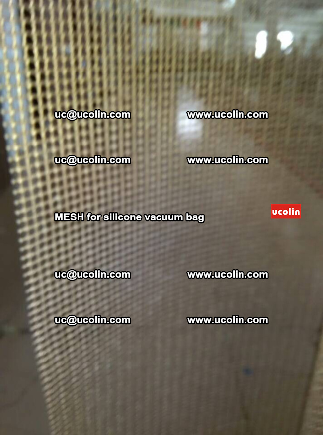MESH for silicone vacuum bag in laminated safety glazing (32)
