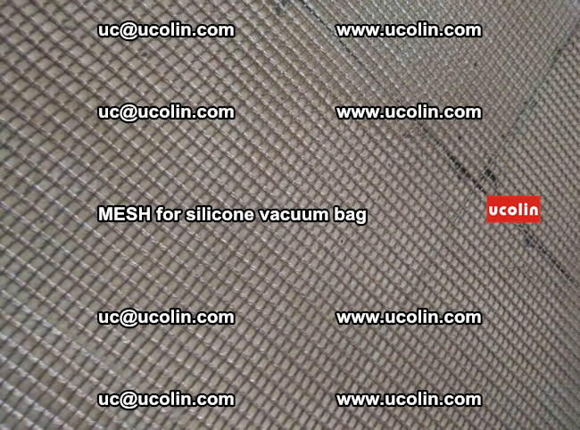 MESH for silicone vacuum bag in laminated safety glazing (33)