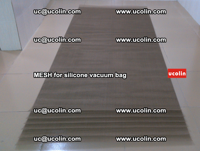 MESH for silicone vacuum bag in laminated safety glazing (5)