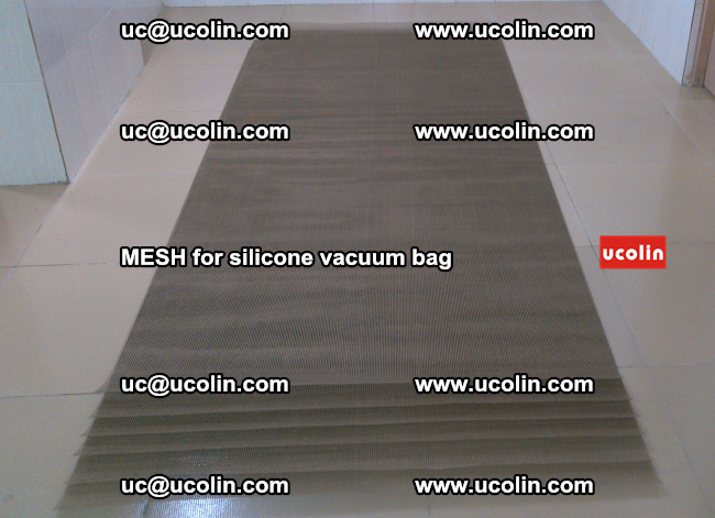 MESH for silicone vacuum bag in laminated safety glazing (7)