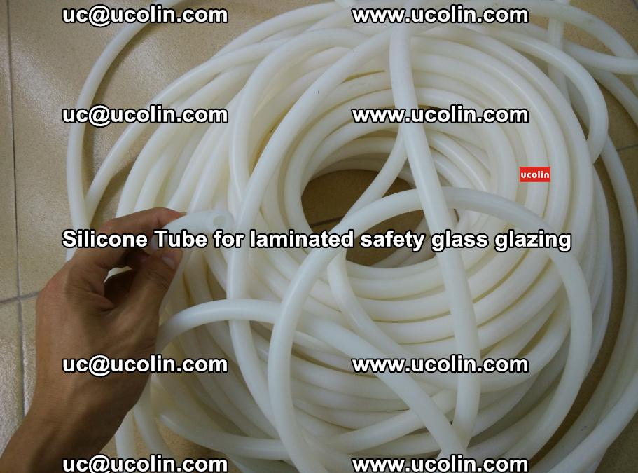 Silicone Tube for EVALAM EVALAM MASSIVE EVASAFE COOLSAFE EVAFORCE safety glazing (10)