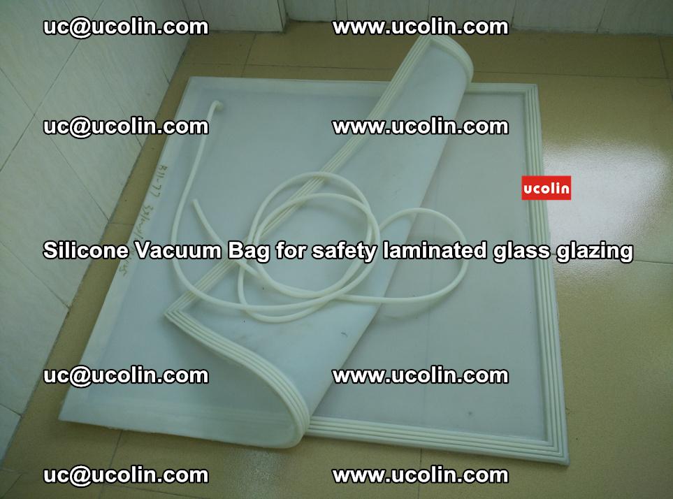 Silicone Vacuum Bag for safety laminated glass glazing EVA PVB SGP TPU FILM (60)