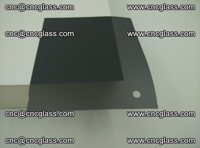Eva glass laminating interlayer film foil (clear gray color eva) (10)