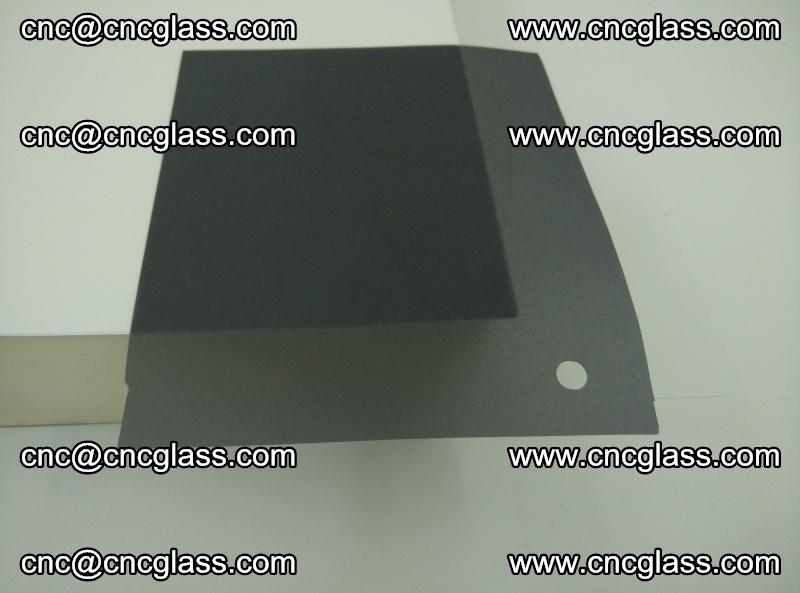 Eva glass laminating interlayer film foil (clear gray color eva) (11)
