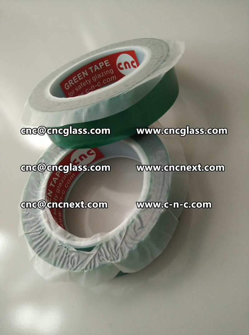 THERMAL GREEN TAPE FOR LAMINATED GLASS (6)