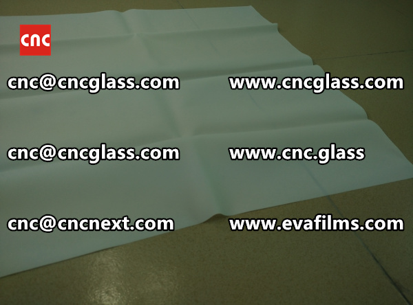 SAFETY GLASS INTERLAYER eva film samples (1)