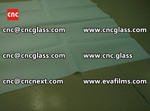 SAFETY GLASS INTERLAYER eva film samples (3)