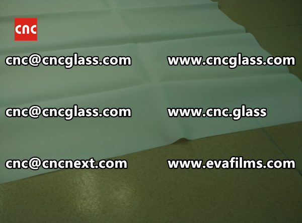 SAFETY GLASS INTERLAYER eva film samples (4)