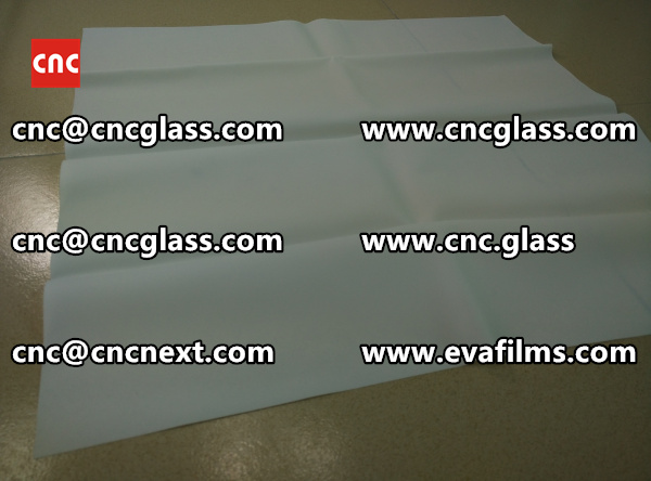 SAFETY GLASS INTERLAYER eva film samples (7)