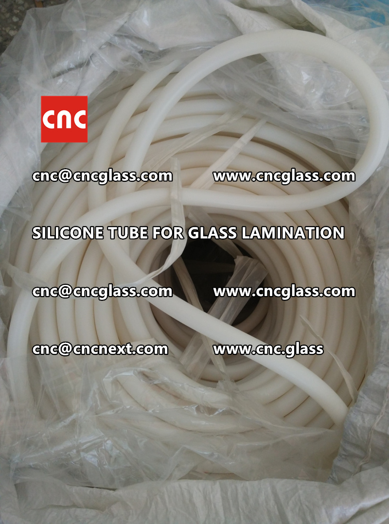 SILICONE TUBE for glass lamination vacuuming (2)