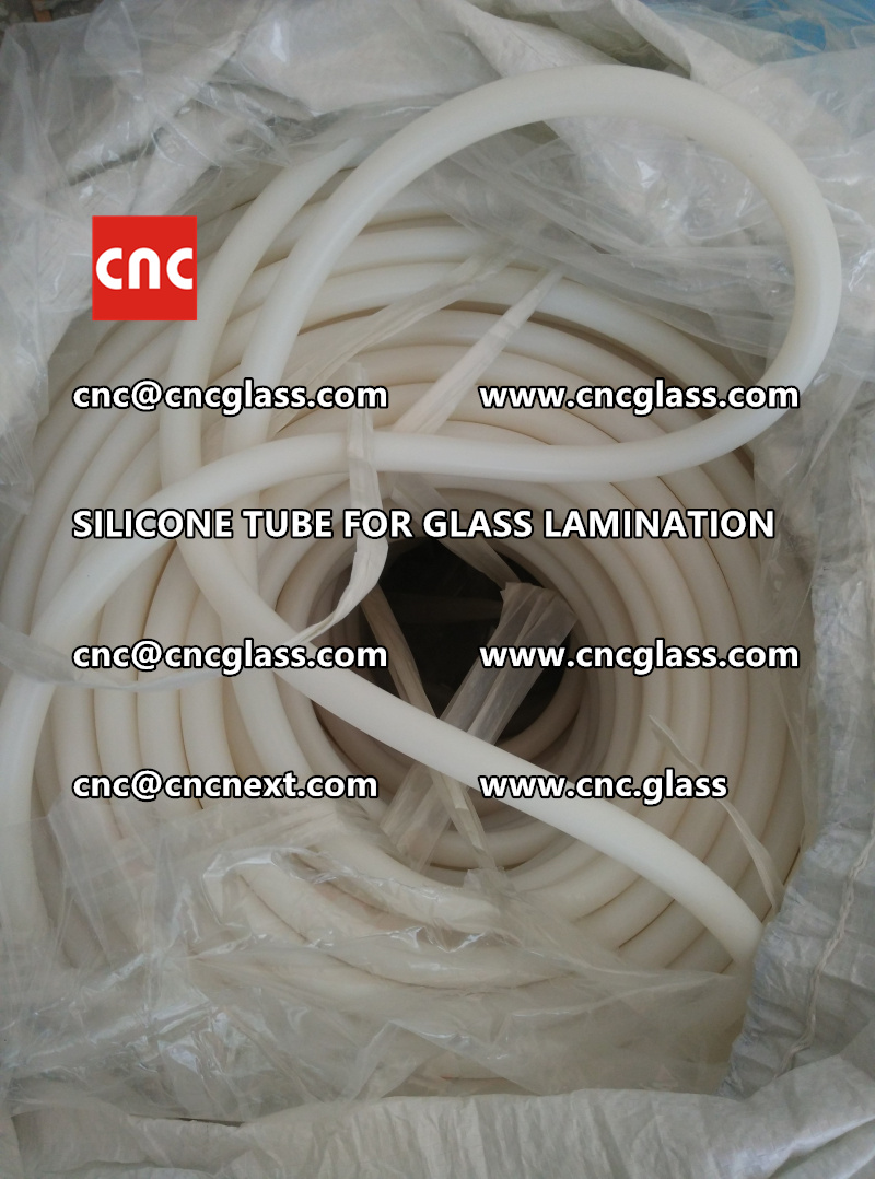 SILICONE TUBE for glass lamination vacuuming (3)