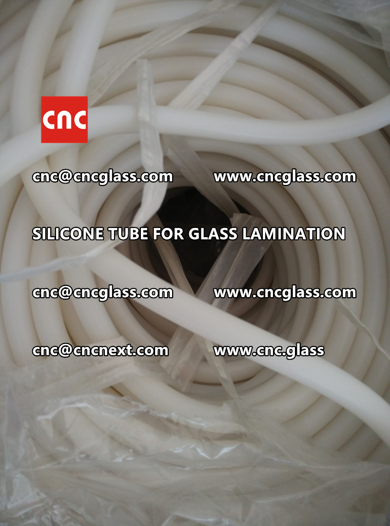 SILICONE TUBE for glass lamination vacuuming (6)