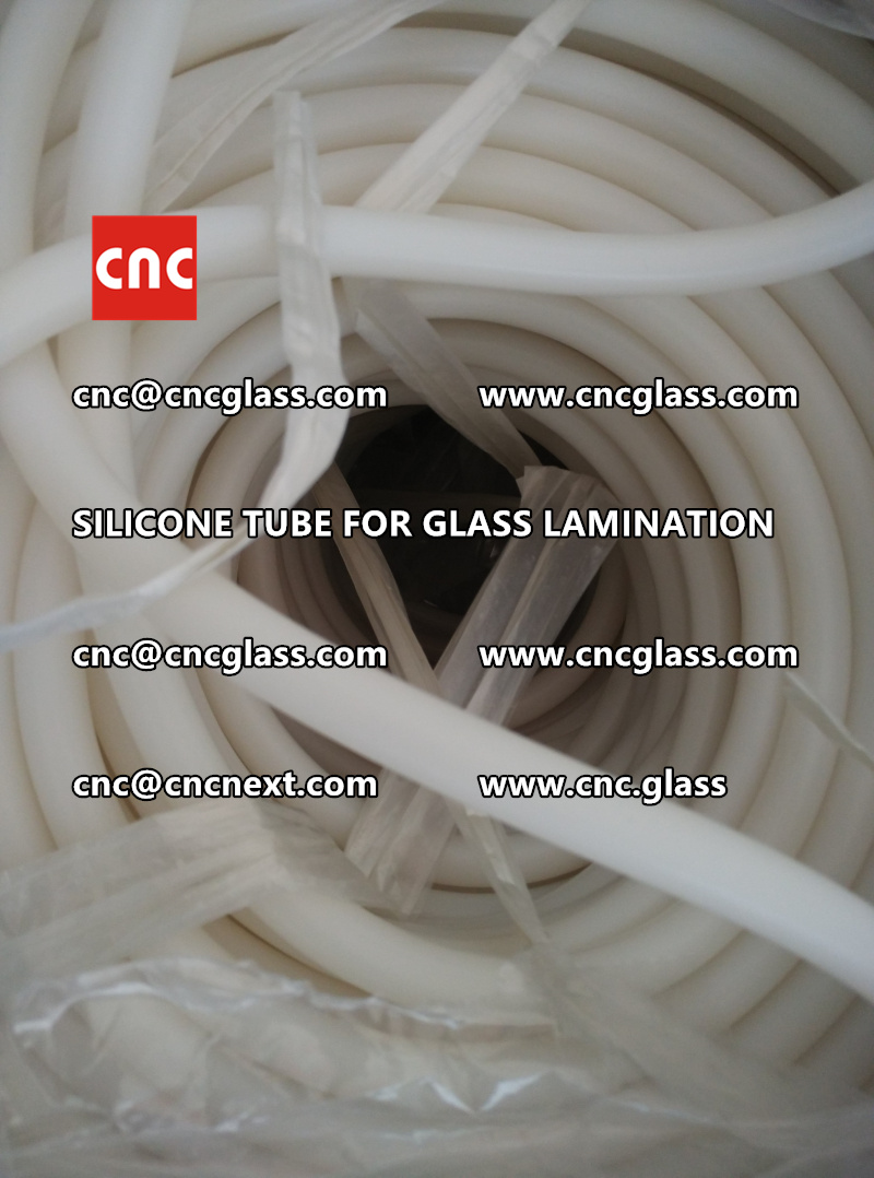 SILICONE TUBE for glass lamination vacuuming (7)
