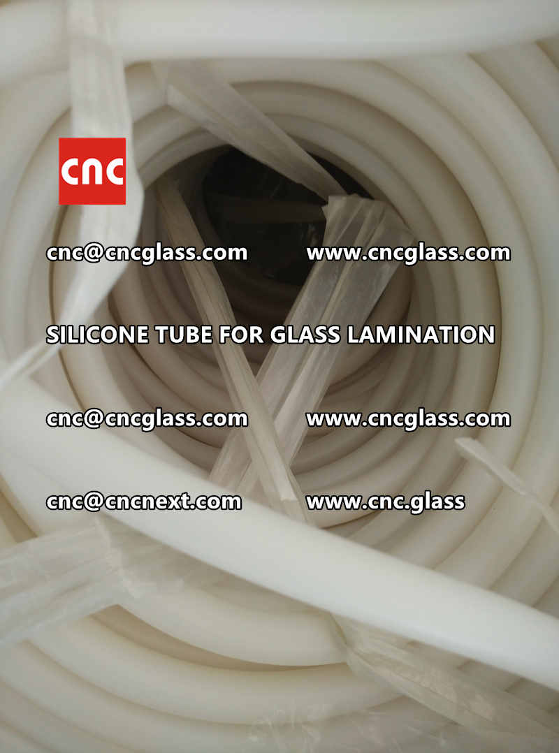 SILICONE TUBE for safety glass lamination vacuuming  (16)