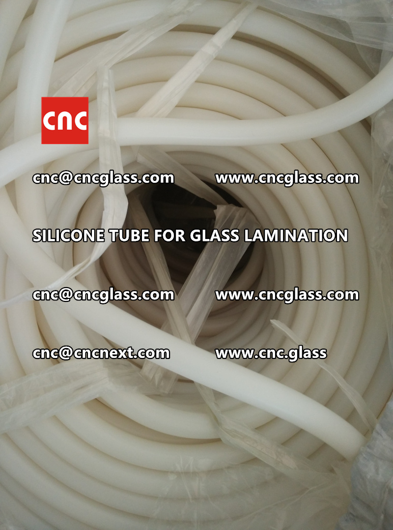 SILICONE TUBE for safety glass lamination vacuuming  (17)