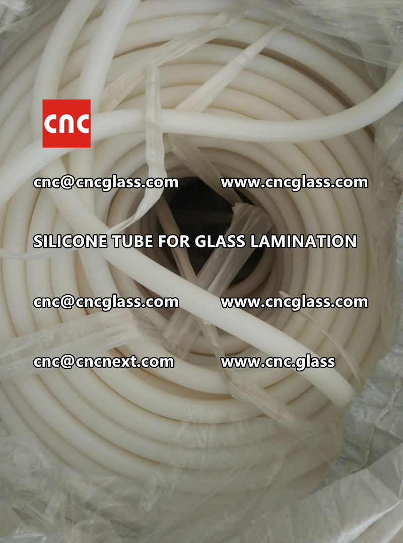 SILICONE TUBE for safety glass lamination vacuuming  (2)