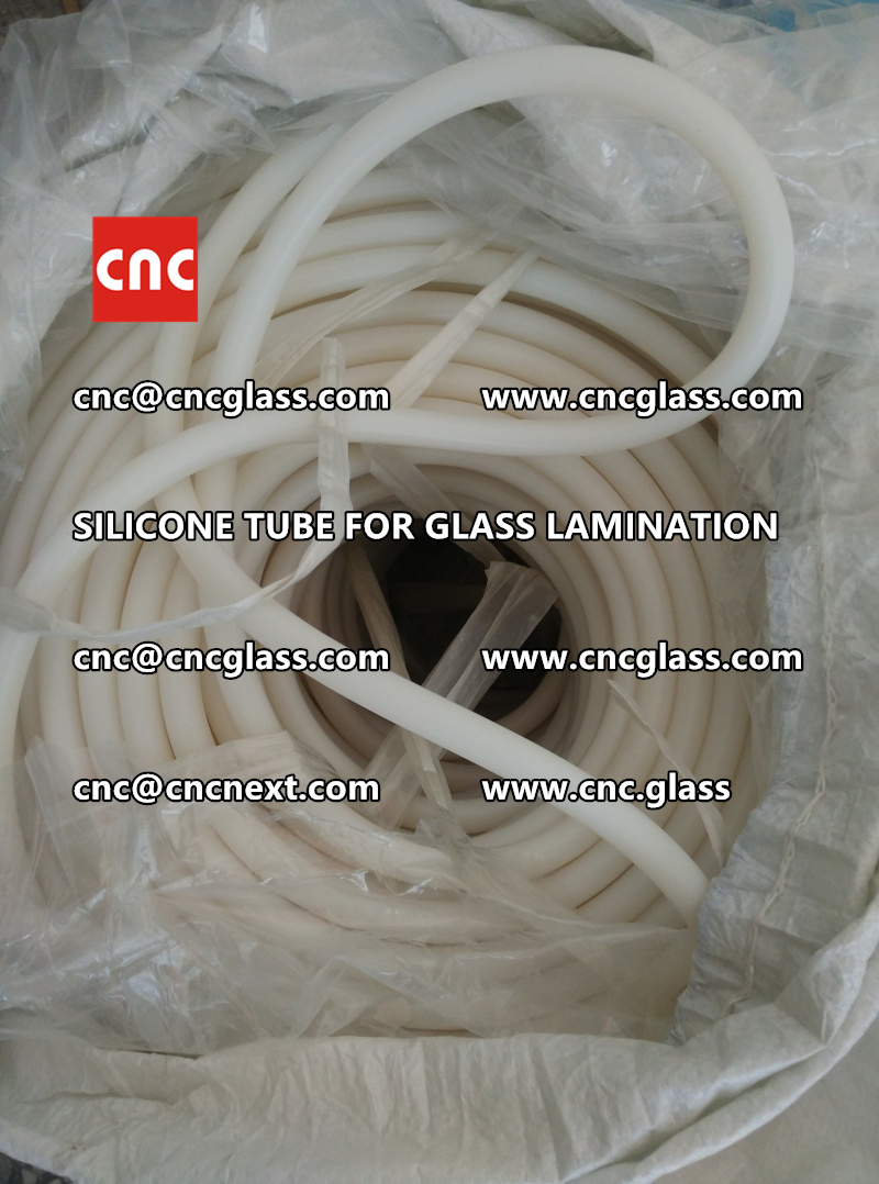 SILICONE TUBE for safety glass lamination vacuuming  (7)