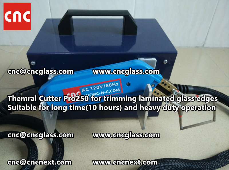 HEATING KNIFE HOT KNIFE THERMAL CUTTER for cleaning laminated glass edges EVA (22)