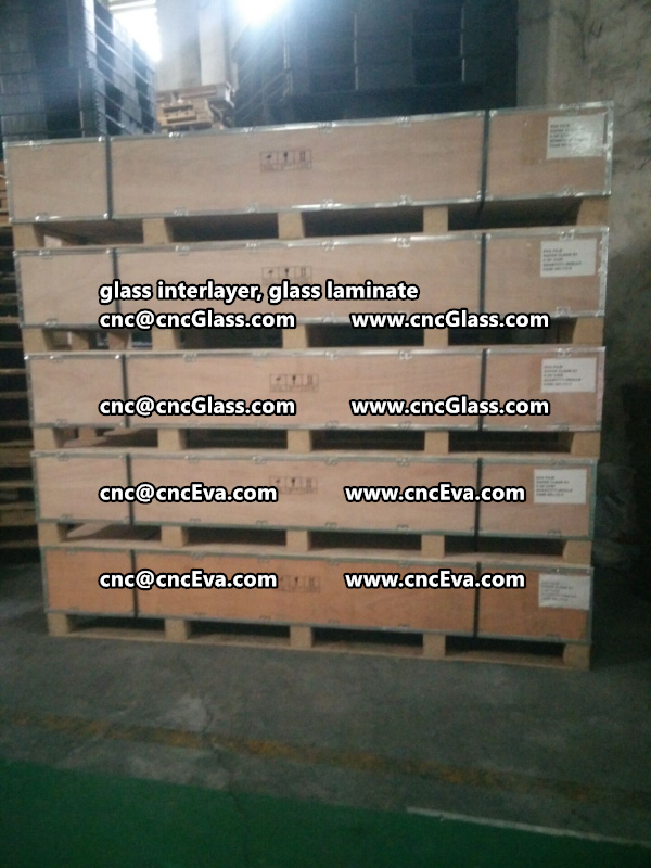 glass eva interlayer packing (10)