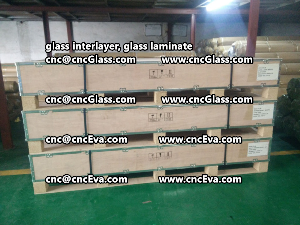 glass eva interlayer packing (4)
