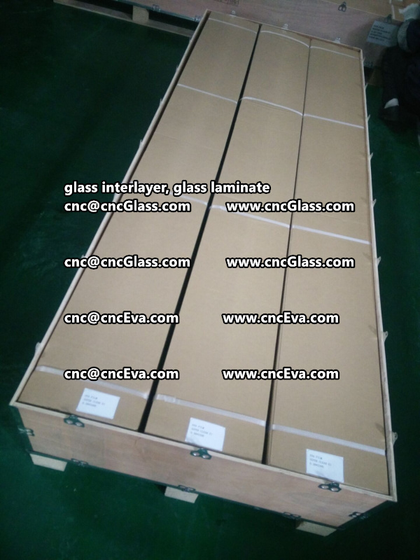 glass eva interlayer packing (8)