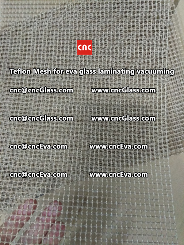 Silicone mesh for silicone vacuum bag laminating eva film interlayer (15)