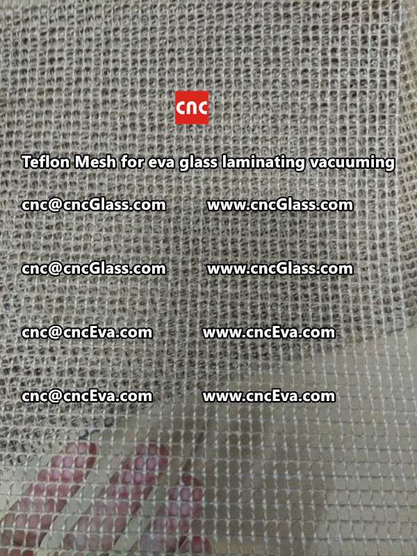 Silicone mesh for silicone vacuum bag laminating eva film interlayer (3)