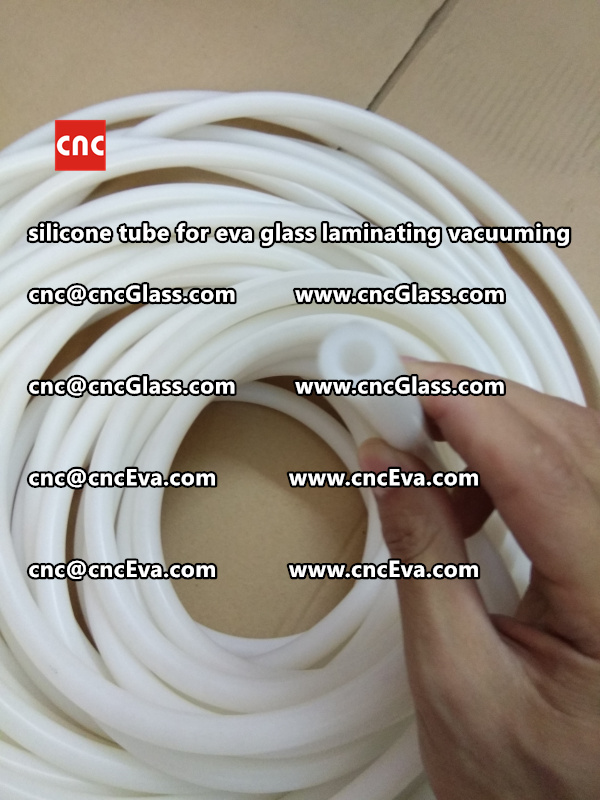 Silicone tube  for vacuum pump laminating eva film interlayer (23)