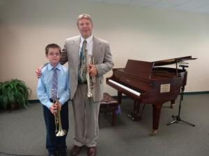 trumpet lessons jacksonville fl