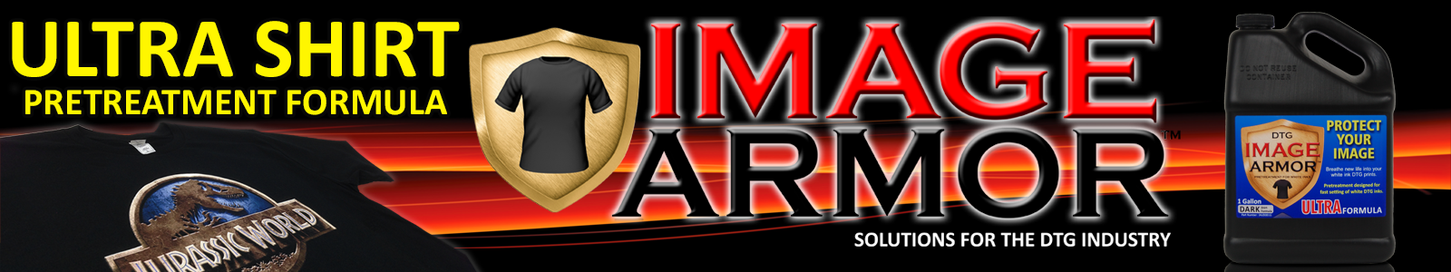 Image Armor ULTRA Pretreatment Header