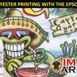 Image Armor Polyester Printing with the Epson F2000