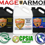 Image Armor Pretreatments Certified CPSIA Compliant - Lead Free- Prop 65 Certified - Phthalate Free