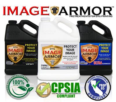 Image Armor Proposition 65 COMPLIANCY