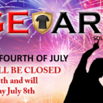 Image Armor Offices will be closed July 4th and 5th
