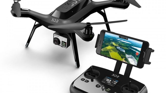 3dr Solo Smart Drone The Smartest Of The Drones