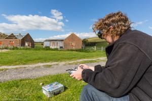Jack Nash (@BrightonTilIFly) flying at the Hidden Valley.