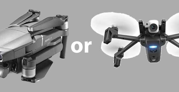 DJI Mavic Pro 2 Zoom V Parrot Anafi – Which To Get?
