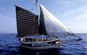 Zentime - Barca di Alex Carozzo
