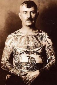 Tatuaggi dispari