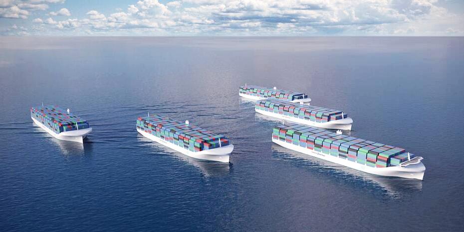 Rolls-Royce ship drone