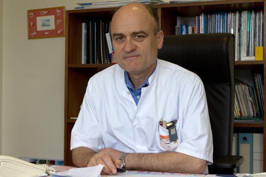 Loïs Bonne, specialista della rieducazione optocinetic contro il mal di mare