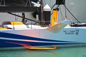 Maxi CQS Boat