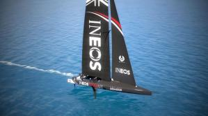America's cup Ben Ainslie Ineos Boat