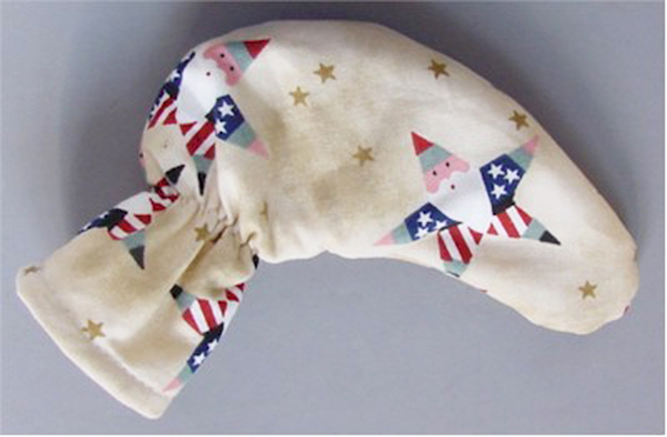 Uncle Sam Stars Golf Club Putter Head Cover