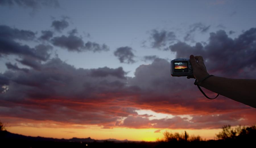 Tucson Skies